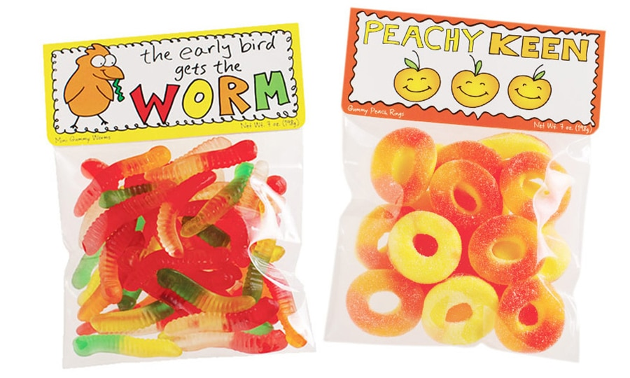 Candy & Sweets Packaging Design & Marketing