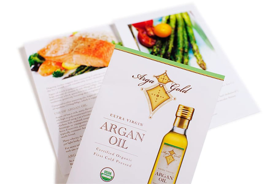 gourmet-argan-oil-food-brochure