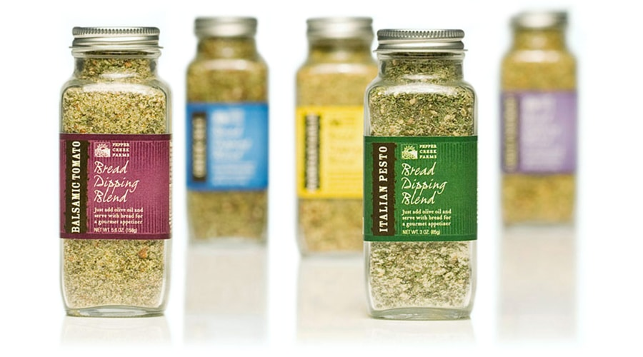 gourmet-bread-dipping-blend-packaging-design