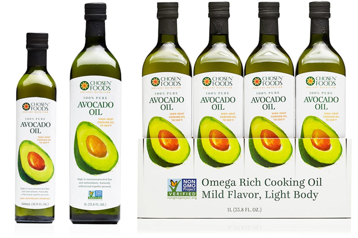 avocado oil chosen foods