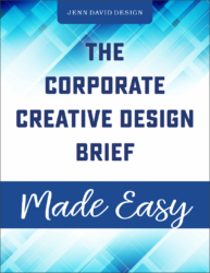 Corporate Creative Design Brief Made Easy