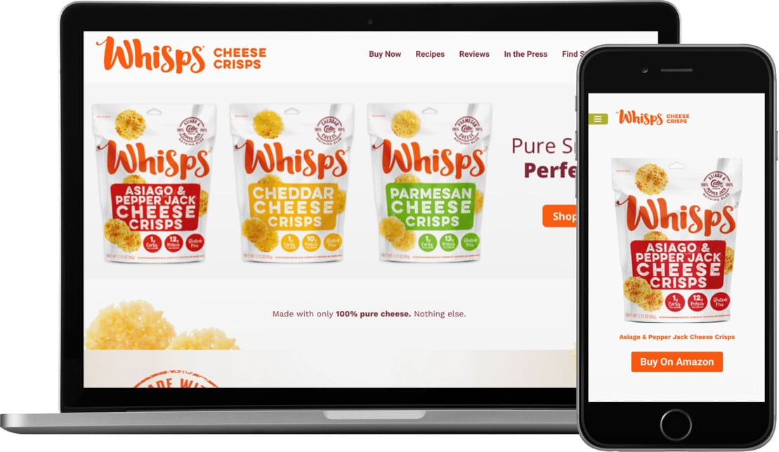 whisps-food-website-design-responsive