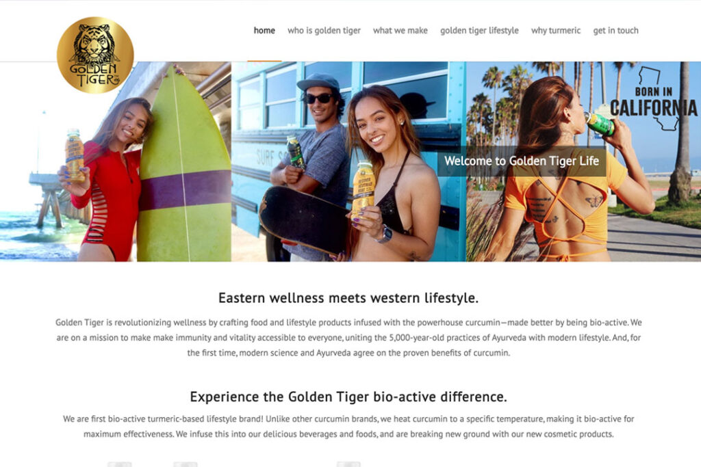 golden tiger health and wellness