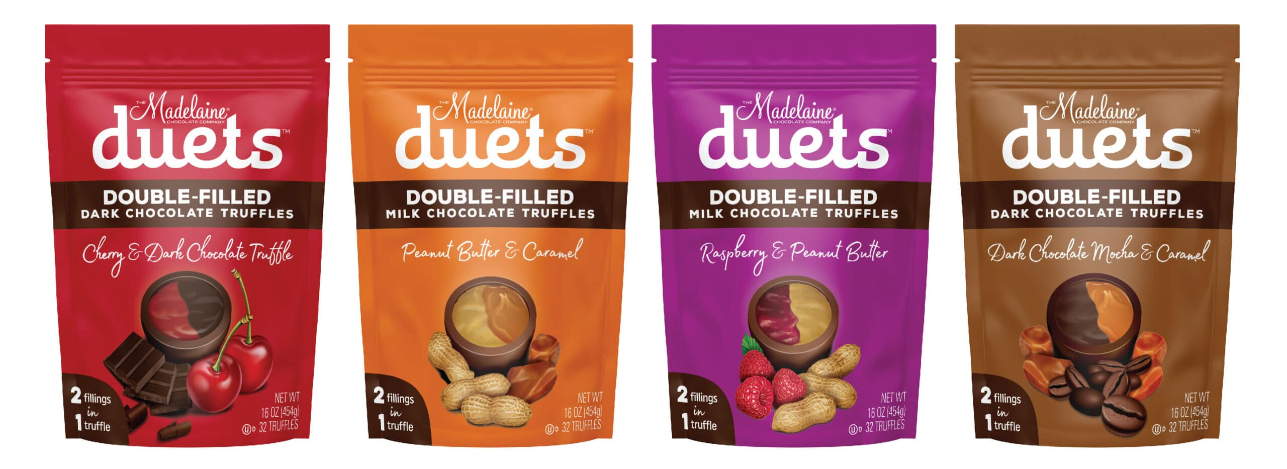 Chocolate Truffle Packaging Design